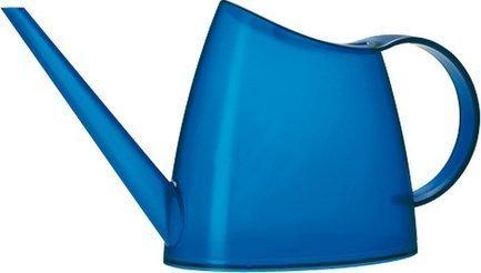 EMSA Лейка Fuchsia (1.5 л), прозрачная голубая сушилка для салата emsa basic 4 л