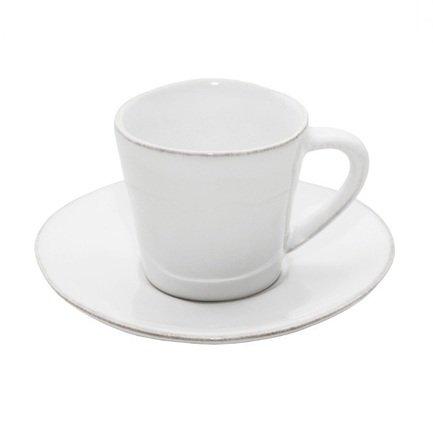 Costa Nova Чашка от чайной пары Nova (190 мл), белая, покрытие глазурь NOCS01-02203Bu