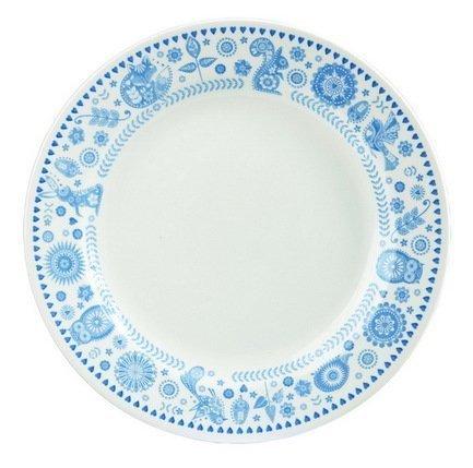 Churchill Обеденная тарелка Пензанс, 26 см тарелка обеденная terracotta дерево жизни диаметр 26 см