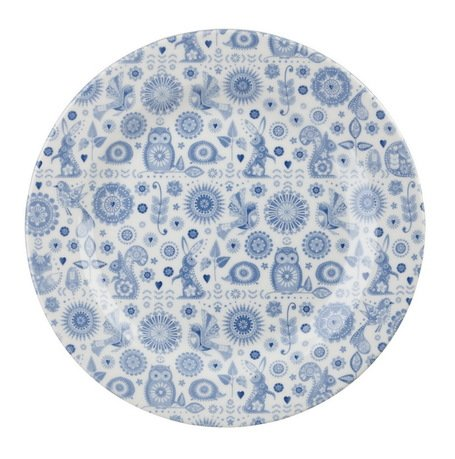 Churchill Десертная тарелка Пензанс, 20 см тарелка десертная цветочный карнавал тёмная 1063511