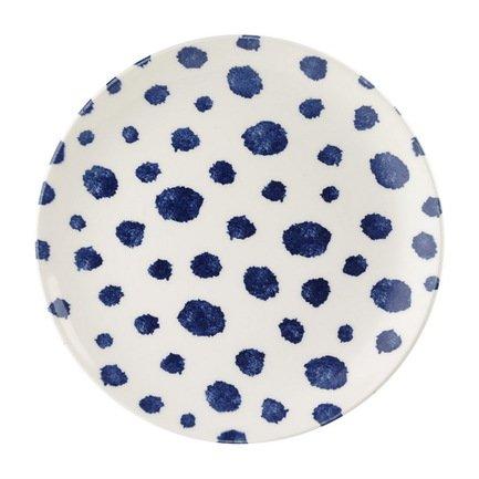 Churchill Тарелка десертная Инки, 20.5 см, кружок тарелка десертная цветочный карнавал тёмная 1063511