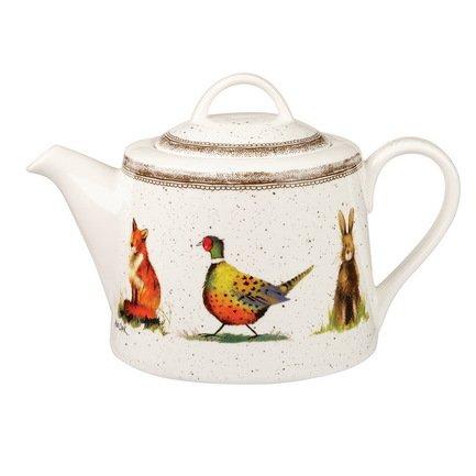 Заварочный чайник Живая природа (0.85 л) ACWL00101 Churchill чайник заварочный sij летний сад 1 л