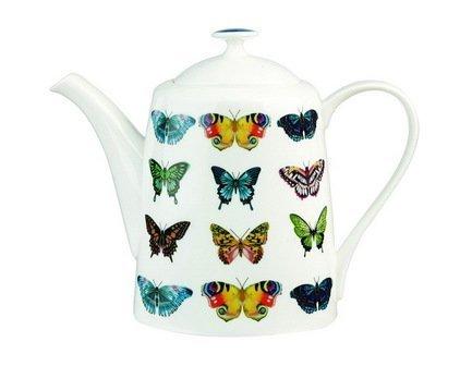 Churchill Заварочный чайник Бабочки (0.95 л) HARL00301 Churchill чайник заварочный agness 0 4 л коричневый