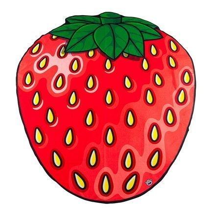 BigMouth Покрывало пляжное Strawberry BMBTSB BigMouth