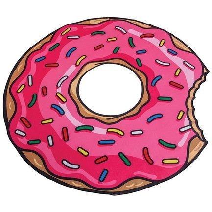BigMouth Покрывало пляжное Strawberry Donut BMBTDO BigMouth