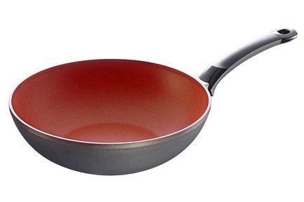 Сковорода-вок SensoRed (3.7 л), 28 см 157803281 Fissler