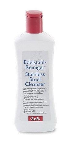 Fissler Средство для чистки посуды из нержавеющей стали, 250 мл средство для чистки и полировки нержавеющей стали magic power 250 мл