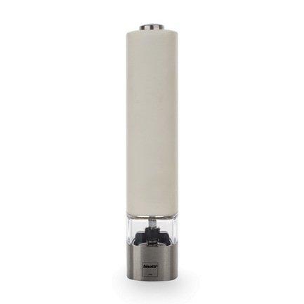 лучшая цена Bisetti Мельница для перца Electric, 20 см, электрическая, белая 963 Bisetti