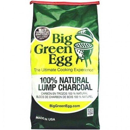 Big Green Egg Уголь древесный органический крупнокусковой, пакет 4.5 кг CP10 Big Green Egg уголь берёзовый сamping рalisad 3 кг