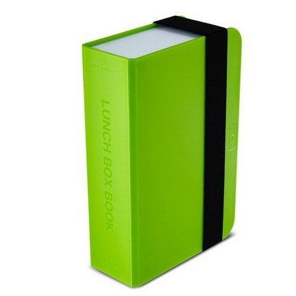 Black+Blum Ланч-бокс Box Book, лайм