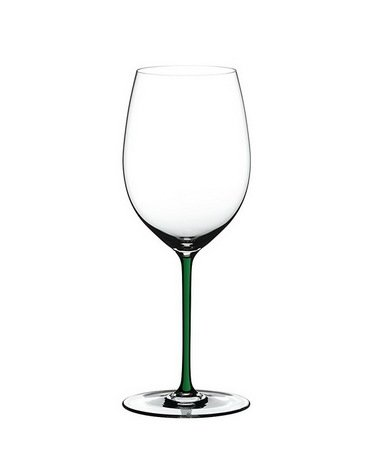 Riedel Бокал Cabernet/Merlot (625 мл), с зеленой ножкой 4900/0G