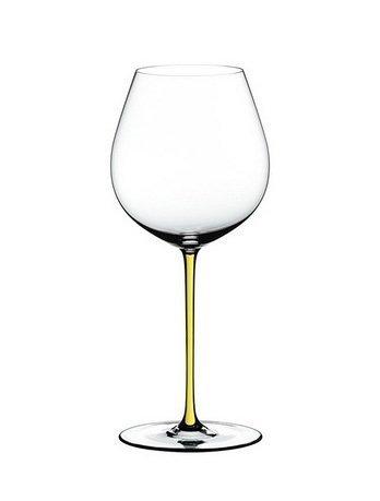 Riedel Бокал Old World Pinot Noir (705 мл), с желтой ножкой