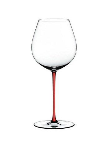 Riedel Бокал Old World Pinot Noir (705 мл), с красной ножкой 4900/07R Riedel arya arya корзина компактная цвет розовый 18х18х9 см
