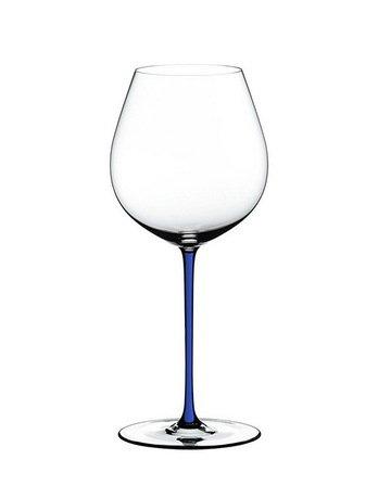 Riedel Бокал Old World Pinot Noir (705 мл), с синей ножкой
