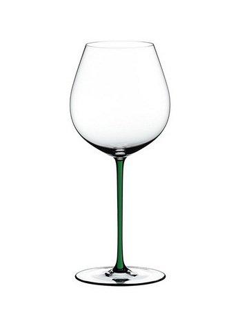 Riedel Бокал Old World Pinot Noir (705 мл), с зеленой ножкой 4900/07G Riedel