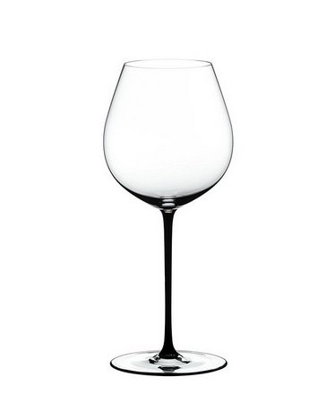 Riedel Бокал Old World Pinot Noir (705 мл), с черной ножкой