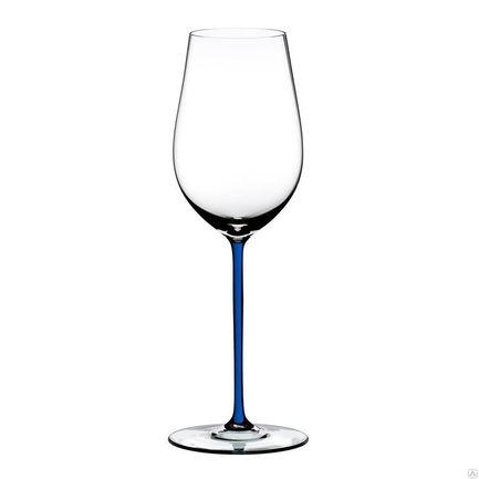 Бокал для вина Riesling/Zinfandel (395 мл), с синей ножкой 4900/15D Riedel