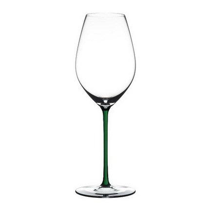 Riedel Бокал для шампанского Champagne (445 мл), с зеленой ножкой