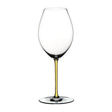 Бокал для красного вина Old World Syrah (650 мл), с желтой ножкой 4900/41Y Riedel бокал cabernet merlot 625 мл с черной ножкой 4900 0b riedel