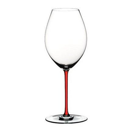 Riedel Бокал для красного вина Old World Syrah (650мл), с красной ножкой 4900/41R Riedel все цены