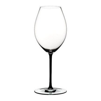 Бокал для красного вина Old World Syrah (650 мл), с черной ножкой