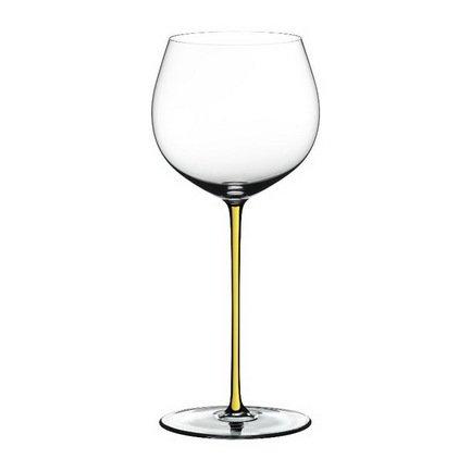 Riedel Бокал для белого вина Oaked Chardonnay (620 мл), с желтой ножкой 4900/97Y Riedel цена 2017