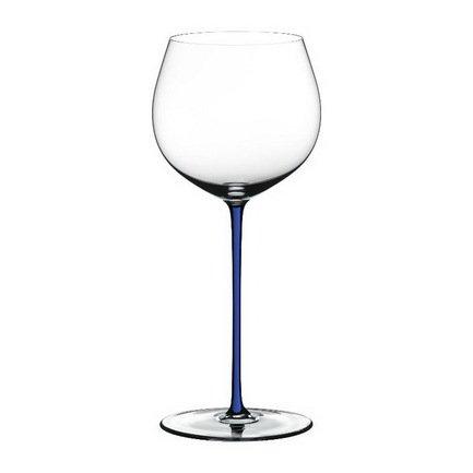 Riedel Бокал для белого вина Oaked Chardonnay (620 мл), с синей ножкой 4900/97D Riedel цена 2017