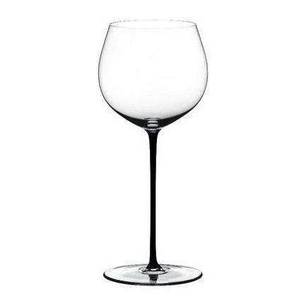 Riedel Бокал для белого вина Oaked Chardonnay (620 мл), с черной ножкой 4900/97B Riedel цена 2017
