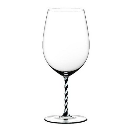 Riedel Бокал Bordeaux Grand Cru (860 мл), с черно-белой ножкой 4900/00BWT Riedel riedel бокал для красного вина bordeaux grand cru 860 мл