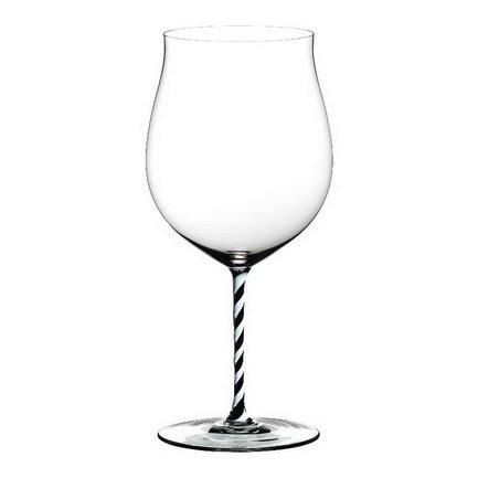 Riedel Бокал Burgundy Grand Cru (1050 мл), с черно-белой ножкой 4900/16BWT Riedel riedel бокал для красного вина bordeaux grand cru 860 мл