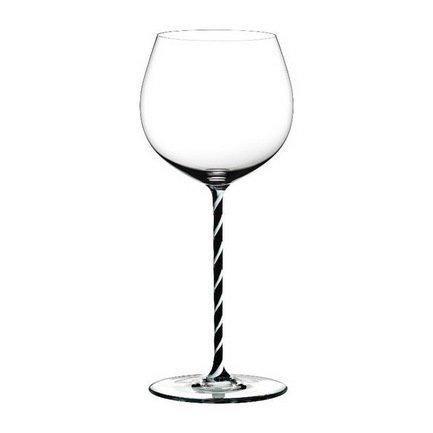 Riedel Бокал Oaked Chardonnay (620 мл), с черно-белой ножкой 4900/97BWT Riedel