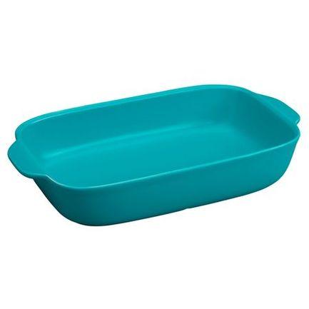 Corningware Форма для запекания прямоугольная (2.8 л), синяя, 36.5х21.8 см 1114109 Corningware форма для запекания borcam прямоугольная 27х40 см