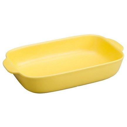 Corningware Форма для запекания прямоугольная (2.8 л), желтая, 36.5х21.8 см 1114110 Corningware форма для запекания borcam прямоугольная 27х40 см