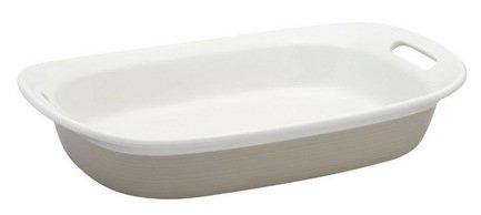 Corningware Форма для запекания прямоугольная (2.8 л), бежевая, 41х26 см 1096861 Corningware форма для запекания borcam прямоугольная 27х40 см