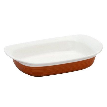 Corningware Форма для запекания прямоугольная (0.8 л), красная, 20х11 см