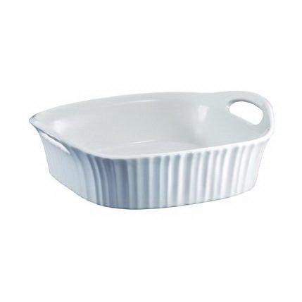 Corningware Форма для запекания квадратная (1.9 л), 20х20 см kitchenaid набор прямоугольных чаш для запекания 0 45 л 2 шт красные