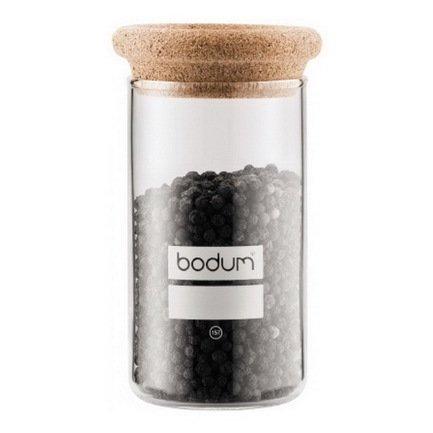 Bodum Банка для хранения Yohki (0.25 л), пробковая 8525-109-2 Bodum банка для хранения 1 5 л certified international банка для хранения 1 5 л