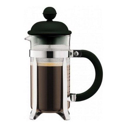 где купить Bodum Кофейник с прессом Caffettiera (0.35 л), темно-зеленый 1913-946B-Y17 Bodum по лучшей цене