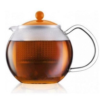 Bodum Чайник заварочный Assam (0.5 л), оранжевый 1823-948B-Y17 Bodum