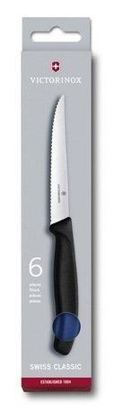 Victorinox Набор ножей для стейков Swiss Classic, 6 пр., 11 см 6.7232.6 Victorinox стоимость