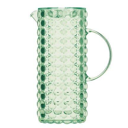 цены Guzzini Кувшин Tiffany (1.75 л), зеленый 22560060 Guzzini
