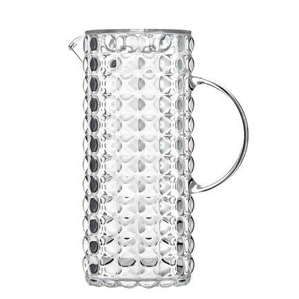 Guzzini Кувшин Tiffany (1.75 л), прозрачный 22560000 Guzzini банка для кофе guzzini gocce 0 7 л прозрачный