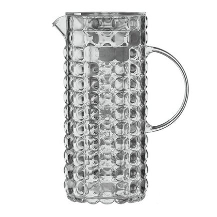 где купить Guzzini Кувшин с колбой для льда Tiffany (1.75 л), серый 22560192 Guzzini по лучшей цене