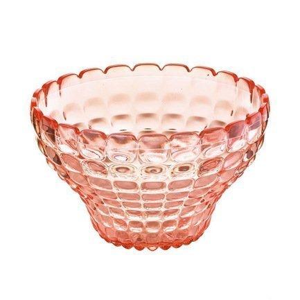 Guzzini Пиала Tiffany (0.3 л), 12 см, коралловая guzzini салфетница tiffany 15 2х7 6х11 см серая