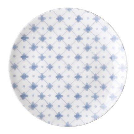 Guzzini Тарелка десертная Immacolata, 19.7 см тарелка десертная цветочный карнавал тёмная 1063511