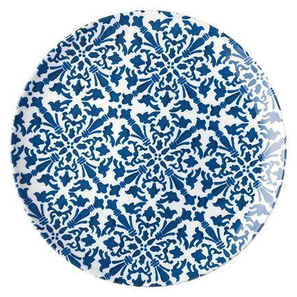 Guzzini Тарелка обеденная Concetta, 26 см тарелка обеденная smeraldo festival d27 см