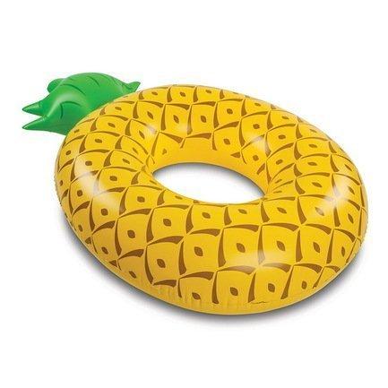 BigMouth Круг надувной Pineapple, 122х119х36 см BMPFPA BigMouth
