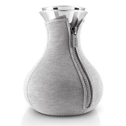 Чайник заварочный в неопреновом чехле (1 л), серый 567488 Eva Solo