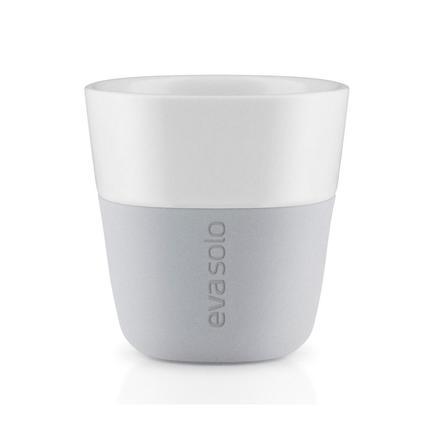 Чашки для эспрессо (80 мл), серые, 2 шт. 501044 Eva Solo