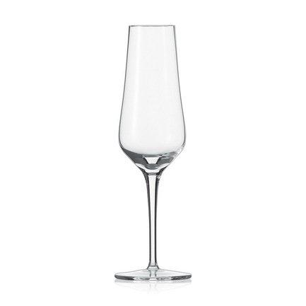 цена на Schott Zwiesel Набор фужеров для шампанского Fine (235 мл), 6 шт. 113 761-6 Schott Zwiesel